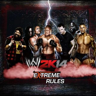 THE WWE XTREME PG RULES SUNDAY