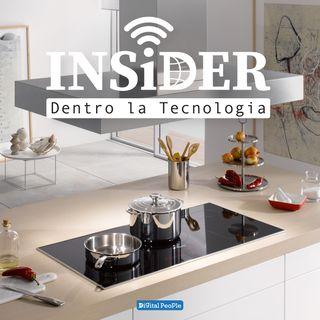 La tecnologia in cucina, tra frigoriferi e forni smart