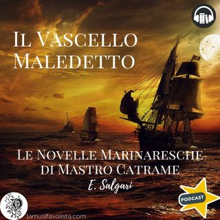 LE NOVELLE MARINARESCHE DI MASTRO CATRAME • 2 ☆ E- Salgari ☆ Audiolibro ☆
