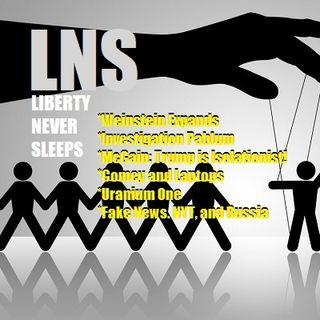 Liberty Never Sleeps 10/18/17 Show