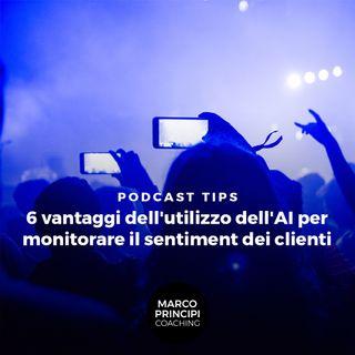 """Podcast Tips """"Mai sottovalutare il potere della  folla in un mondo digitale"""""""