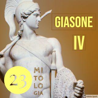 Giasone - IV -  Re Fineo, le rocce Simplegadi e l'arrivo in Colchide