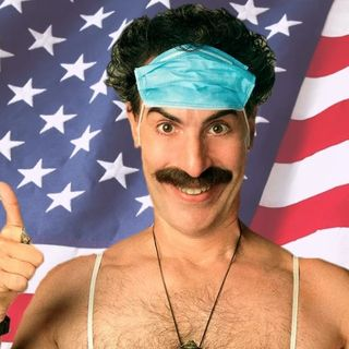 Ep. 590 - Borat Subsequent Moviefilm (GUEST: Tara Ariano from Extra Hot Great)