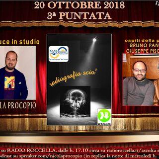 Radiografia Scio' - N.03 del 20-10-2018