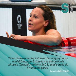 Tokyo 2020 - Puntata 10 (28 luglio) - Pellegrini saluta, mentre piovono medaglie...