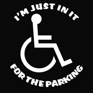 Handicap Parking Podcast: Ep. 1 The Pilot
