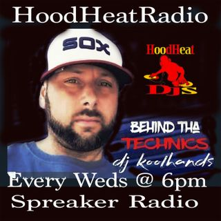 @DjKoolhand - STREET MADNESS RADIO-HOOD HEAT DJS - WEDNESDAY 6PM EST & 8-9PM EST (5-6-20)