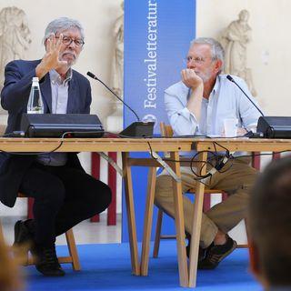 Domenico Starnone con Massimo Cirri