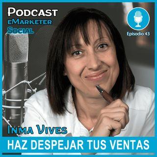 043 Inma Vives experta en ventas, te ofrece su Training Gratuito