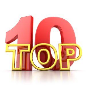 La top10 di Ritmo Latino