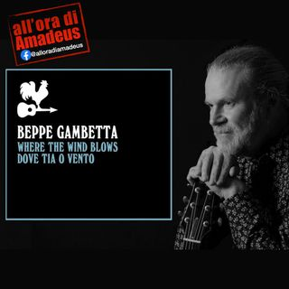 Beppe Gambetta - Where the Wind Blows