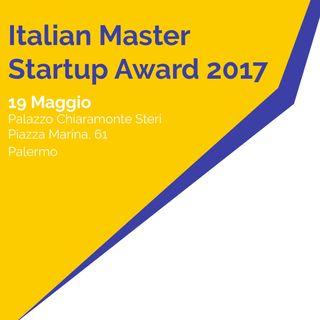 Speciale Italian Master Startup Awards 2017