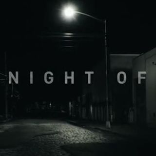 45 The night of 1