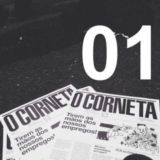 Rádio Corneta 01 - julho 2019