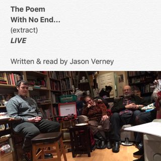 [My] Petite, Paltry Poetry PLODcast - Recorded live at The Book Shop (a.k.a. Offside Books), Kilburn