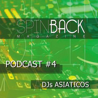 Spinback Magazine Podcast 4 con Dj Dany Atlas