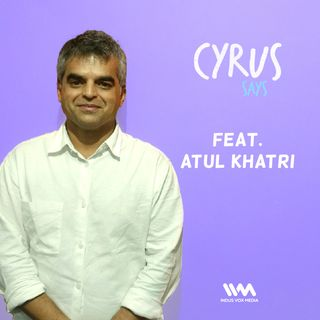 Ep. 184 feat. Comedian Atul Khatri