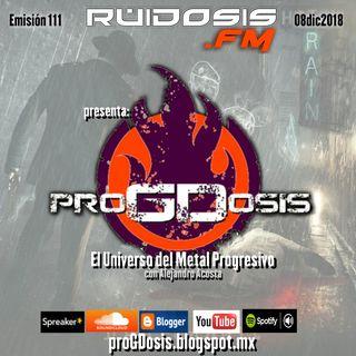 proGDosis 111 - 08dic2018 - Fahrenheit
