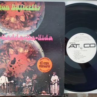 Side 1 & 2 In-A-Gadda-Da-Vida (1968) (White Label Promo)(MONO)