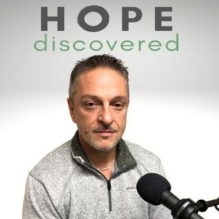 Story of Hope with Chris Sharing His Journey of Recovery