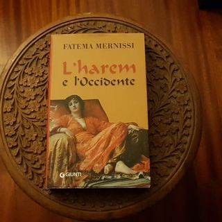 """L'harem e occidente"" di Fatema Mernissi"