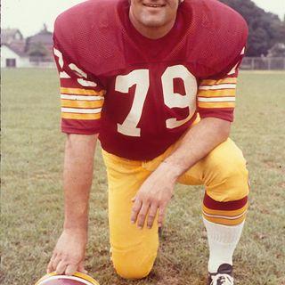 NFL Legends Show: Guest Ron McDole Legendary Washington Redskin and Buffalo Bill