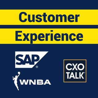 Customer Experience and Fan Engagement with SAP and WNBA