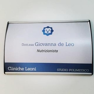INTERVISTA GIOVANNA DE LEO - BIOLOGA NUTRIZIONISTA FUNZIONALE