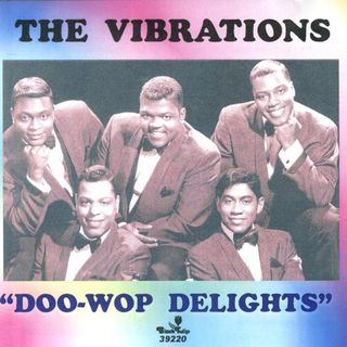 Vibrations - Over The Rainbow - Uptempo Doo Wop _ Northern Soul Crossover