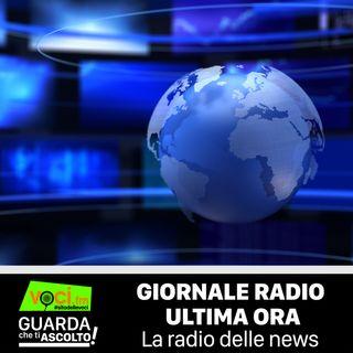 Clicca PLAY per GUARDA CHE TI ASCOLTO- GIORNALE RADIO ULTIMA ORA