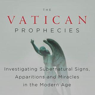 John Thavis The Vatican Prophecies
