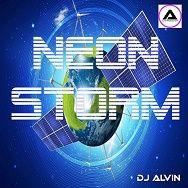 DJ Alvin - Neon Storm
