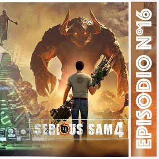 Ep.16 - Sam Seriosi 4 & China Shock 3 + Zygmunt Bauman (Meglio essere felici)