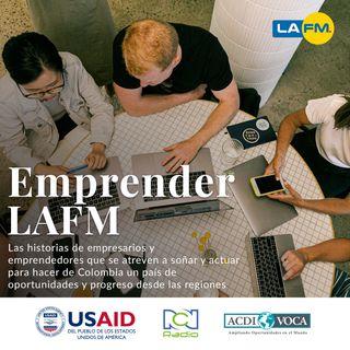 #EmprenderLaFM