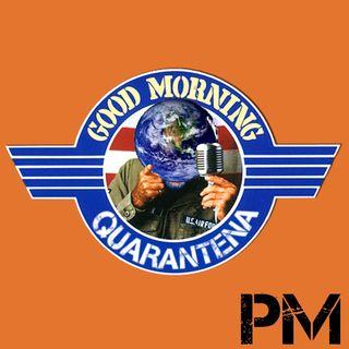 GIRO DEL MONDO SENZA AUTOCERTIFICAZIONE (Good morning quarantena ep 52)