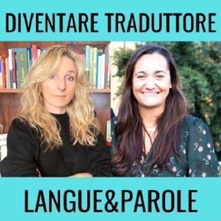 Diventare traduttore - BlisterIntervista con Marina Invernizzi di Langue&Parole