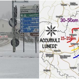 Focus neve 28-29 dicembre