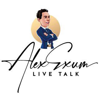 Alex Exum's Live Talk