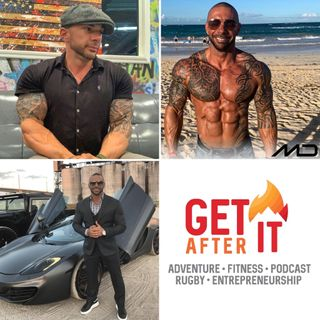 Episode 112 - with Chris Cavillini - US Navy Veteran, Entrepreneur, 20 + Arrests to Forbes