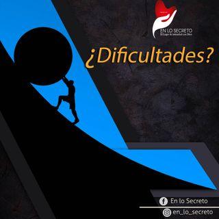 ¿ Dificultades?