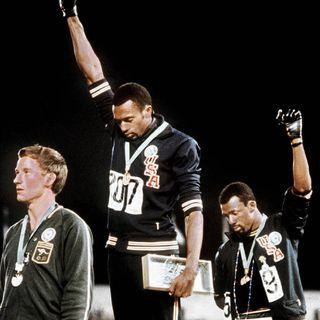 Storia delle Olimpiadi - Città del Messico 1968
