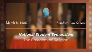 Panel II: The Freedom of Religion [Archive Collection]