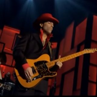 Prince - While My Guitar Gently Weeps