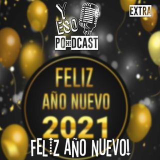 Feliz 2021 chao 2020 ctm!