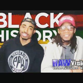 RAWVison Radio: Black History Month