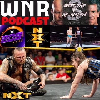 WNR185 WWE Network Review October