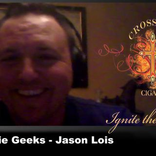 Stogie Geeks 176 - Interview with Jason Lois