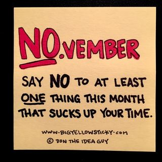 039 : NO.vember - Don't Hate, Automate!