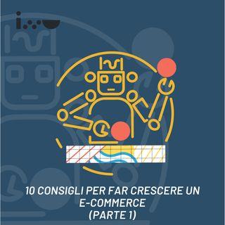 Radio ecommerce #38 | Dieci consigli per un e-commerce di successo (Parte 1)