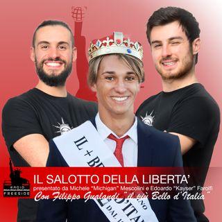 """10*: Il concetto di bellezza - con Filippo Gualandi """"Il più bello d'Italia 2020"""""""